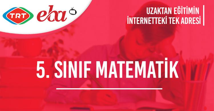 5. Sınıf Matematik Test Çöz