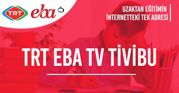 Trt Eba Tv Tivibu